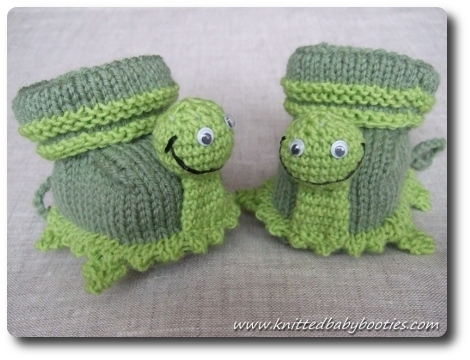Knitting Patterns For Baby Booties Patterns